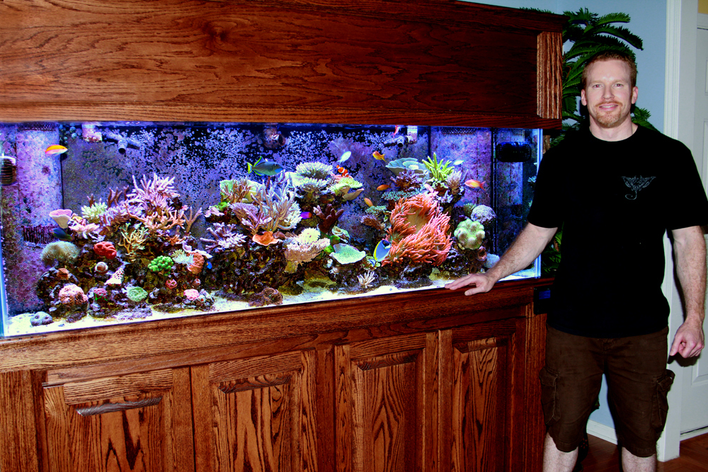 Seth miller 180 reef for 180 gallon fish tank