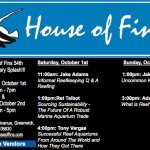 Make a Spash this weekend at House of Fins