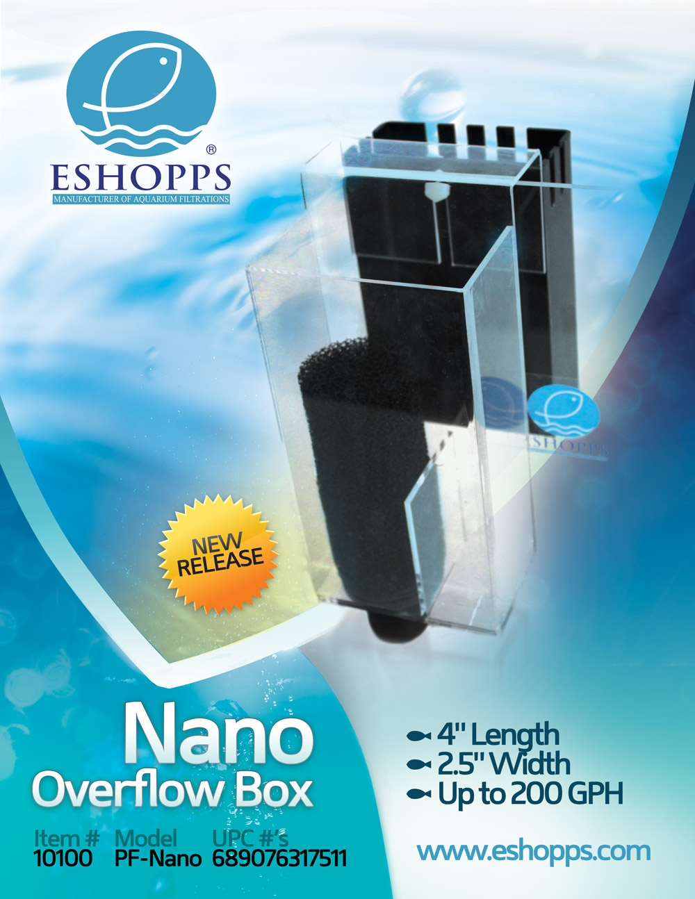 Nano Overflow Box