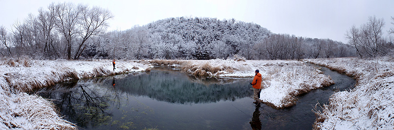 Coldwater Creek, Iowa, 12-11-2011