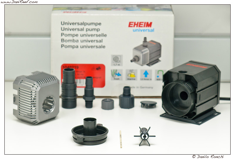 eheim pumps 1048 1250 and 1260 the total comparative test reefs com