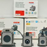 Eheim pumps 1048, 1250 and 1260: The Total Comparative Test