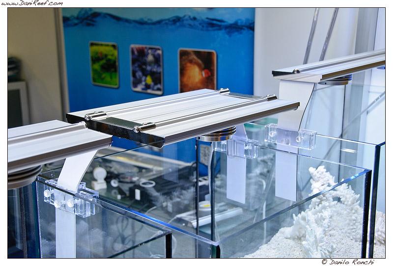 Plafoniere Led Per Marino : Plafoniera a led per acquario marino: ecco come costruisco una