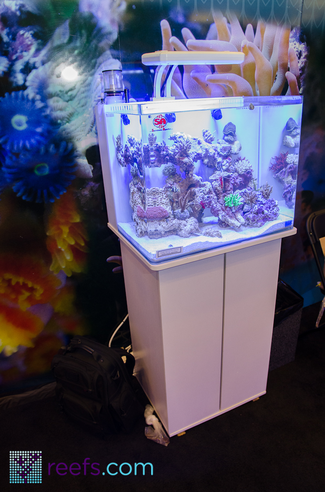 Macna Coverage Innovative Marine Nano Tanks Reefs Com