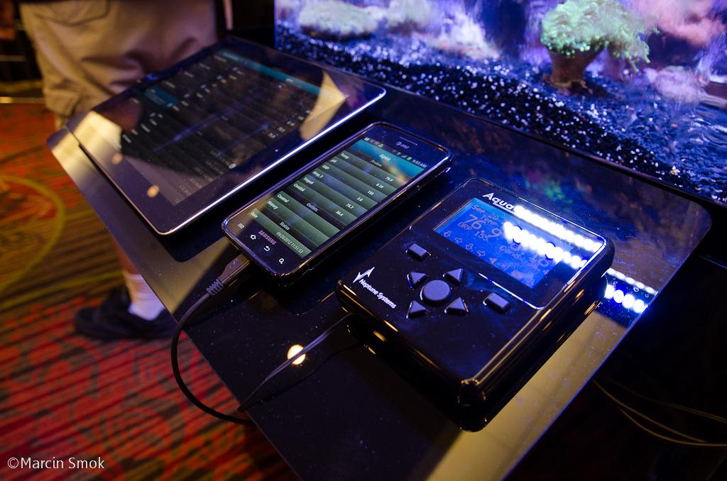 Macna 2012 Coverage Neptune Systems Apex Announcements
