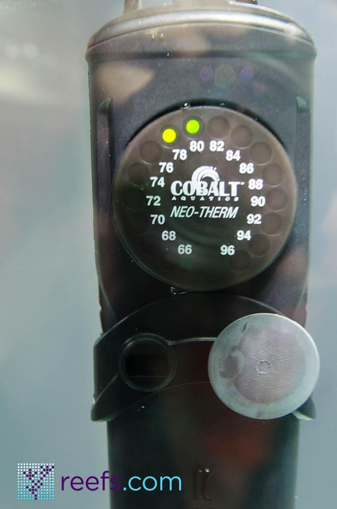 Product Review Cobalt Aquatics Neo Therm Aquarium Heater