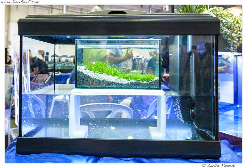100 acquari polymer cabinet - petsfestival 2013