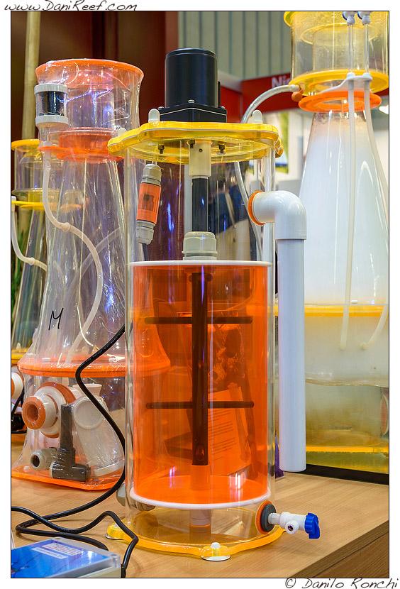 interzoo norimberga 2014 lo stand korallen zucht - reattore di zeolite automatico