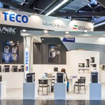 Interzoo 2014: Teco booth with new Tank Chiller Line