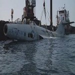Fighter Jets Used As Artificial Reefs
