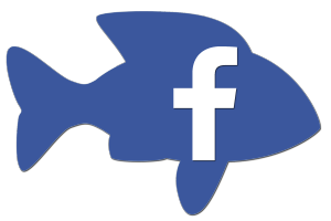facebook fish logo