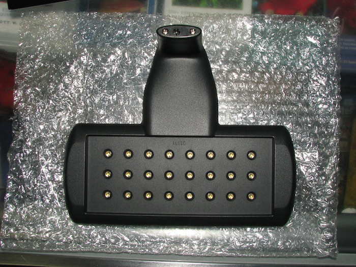 Low output LEDs are now being incorporated into even the most basic all in one aquarium set ups like the Eclipse tanks by Marineland.