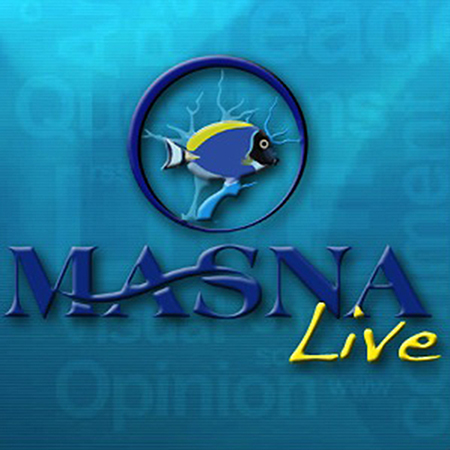 "February 2012 MASNA Live episode: LSMAC, New BOD, ""Tank Bred"" panel, & Ret Talbot. Image care of MASNA."