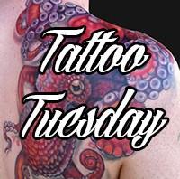 tattoo Tuesday LOGO