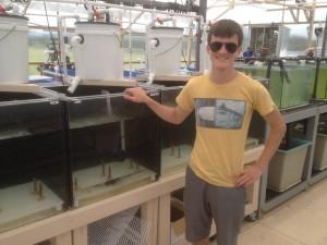 MASNA scholarship Tim davana - reefs