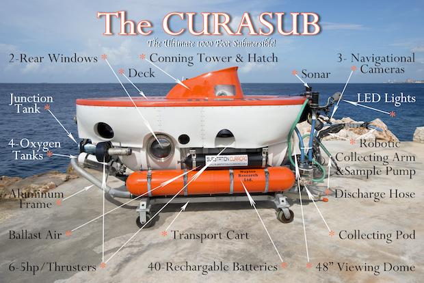 The Curasub
