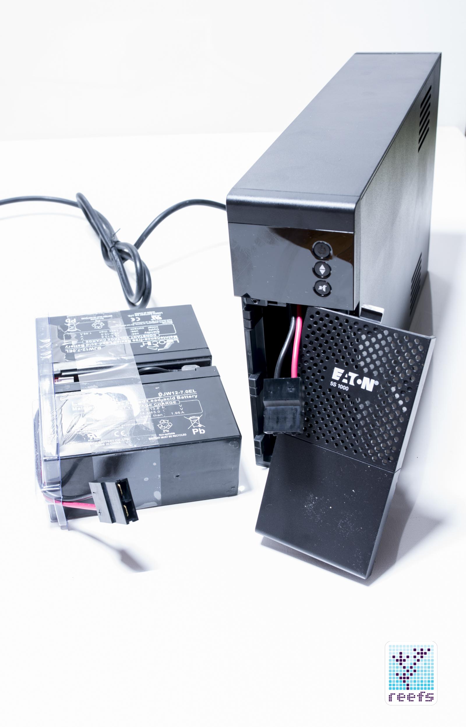 UPS battery packs