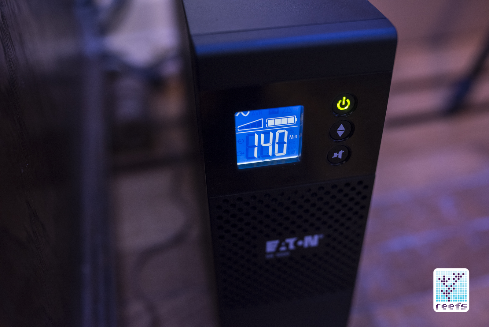 Product Review Eaton 5s1000lcd Ups Device Reefs Com