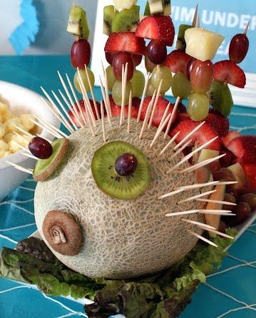 melon puffer - reefs