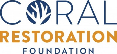 Coral Restoration Foundation Logo - reefs
