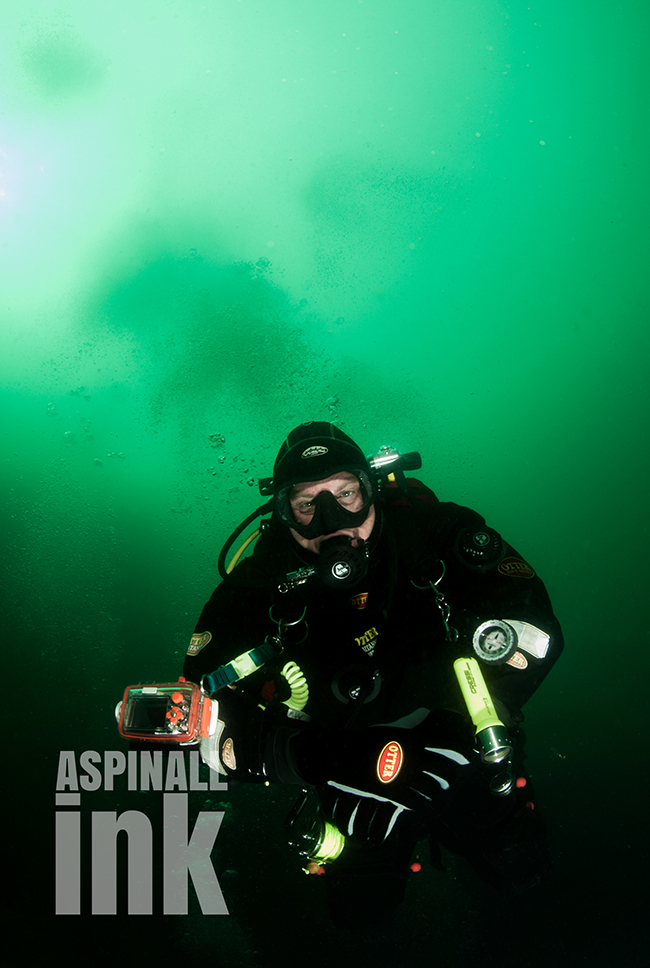 this is not easy diving