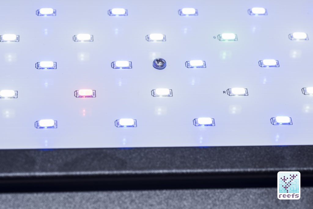 NemoLight LED testing