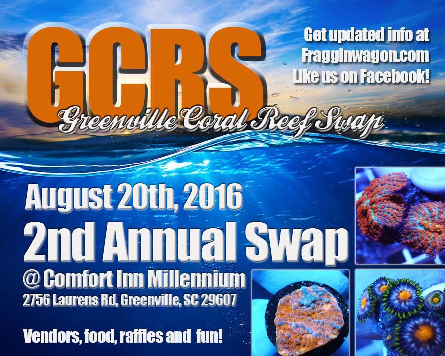 gcrs - reefs