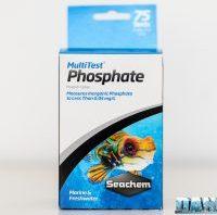 seachem phosphate test - reefs