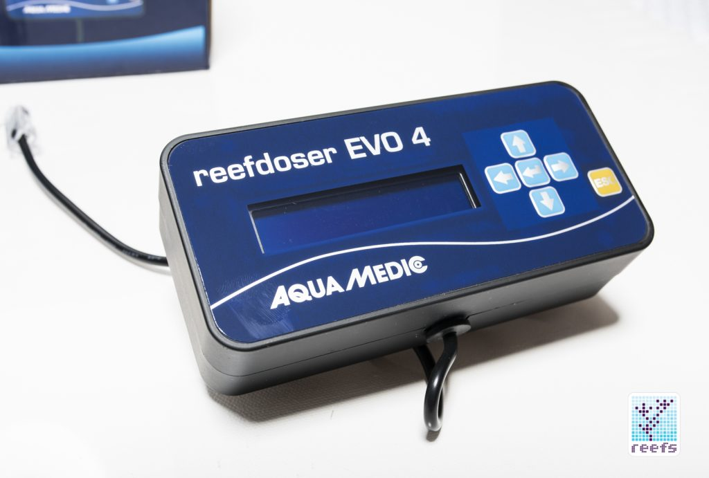 Aquamedic Reefdoser Evo 4