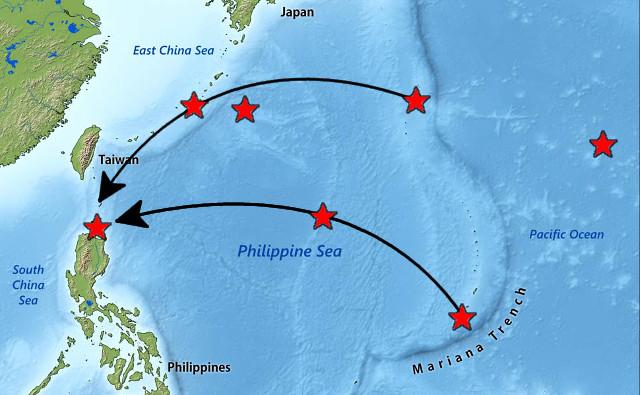 achilles philippines map