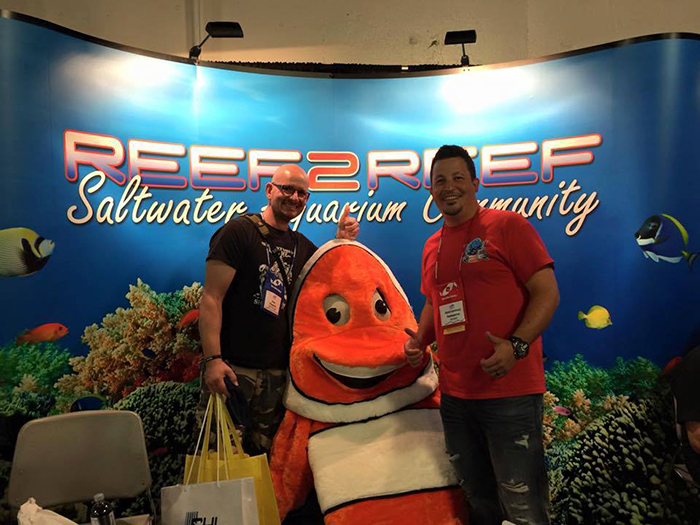 Me, Nemo and David Hammontree.