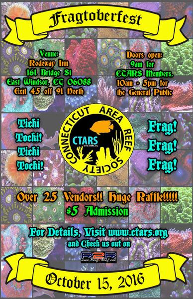ctars fragtoberfest 2016 - reefs