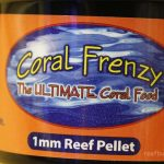 Coral Frenzy Product Overview – 1mm Reef Pellet