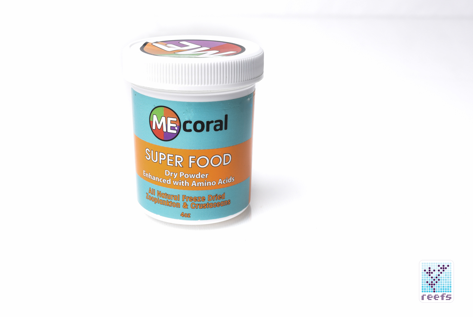 ME Coral Super Food 4oz jar