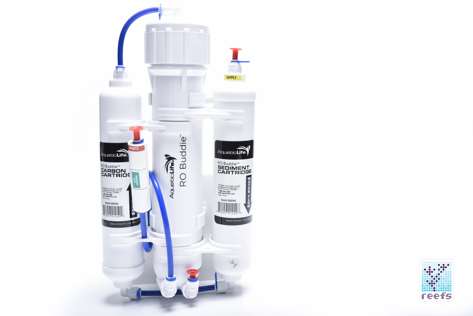 Reverse Osmosis & Deionization Aquatic Life Aquatic Life Smart Buddie Booster Pump For 50-100 Gpd Reverse Osmos Grade Products According To Quality