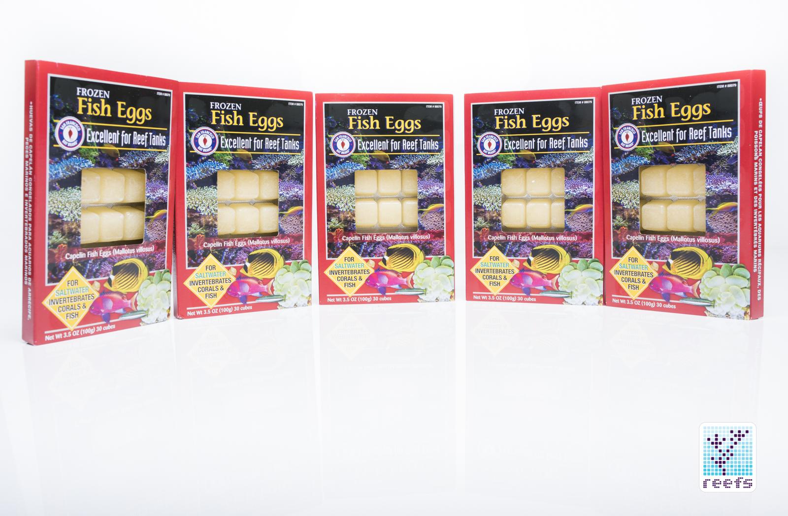san francisco bay fish eggs