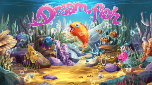 dream fish game