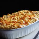 seafood mac n cheese side dish