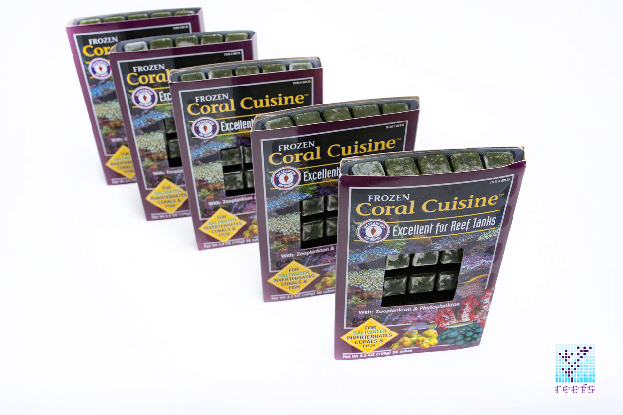 San Francisco Bay Brand Coral Cuisine