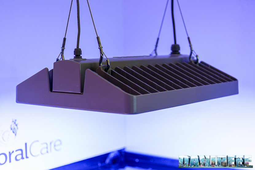 philips coralcare our measurements of the new ceiling light reefs com