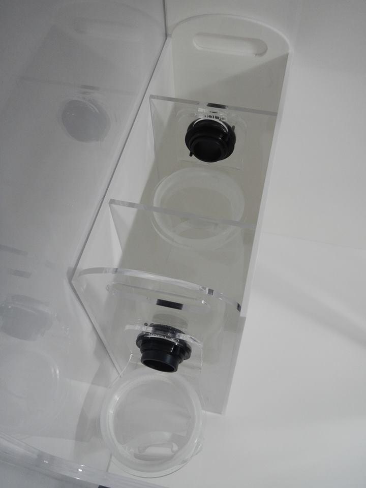 Xaqua filter box
