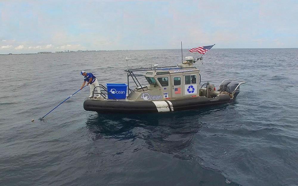 4Ocean boat