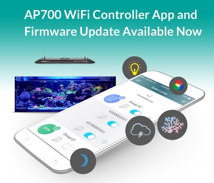 kessil firmware update