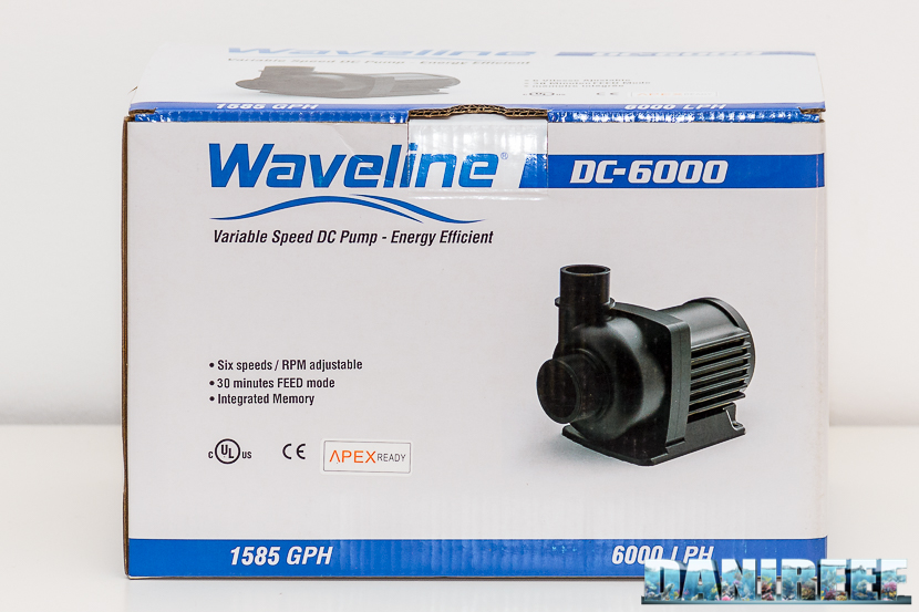 waveline dc6000 variable flow pump review reefs com