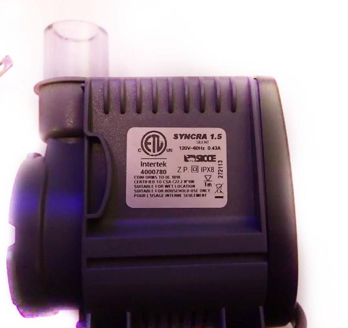 Aquamaxx HOB 1.5 skimmer