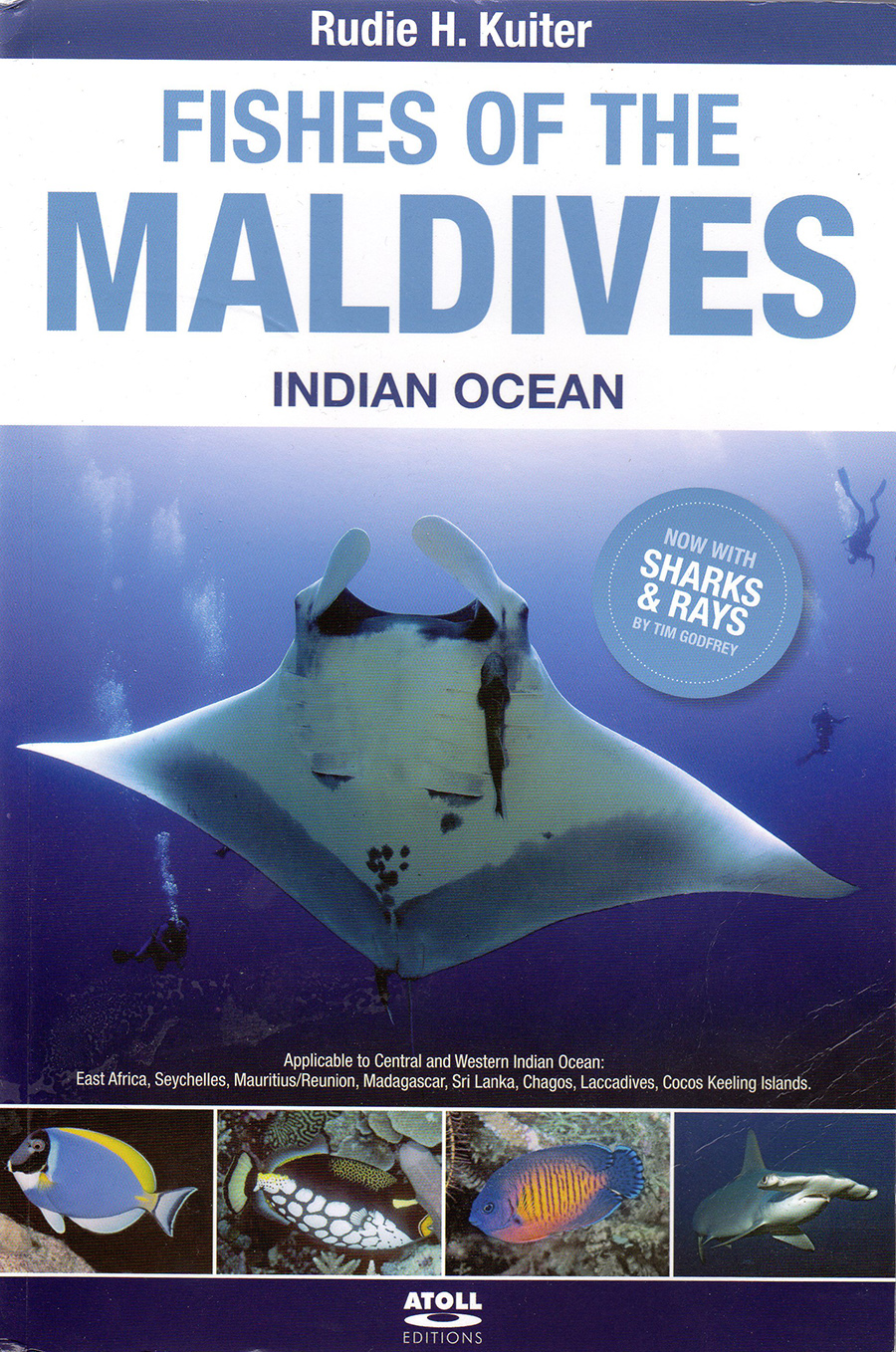 Fishes of the Maldives Rudie H. Kuiter