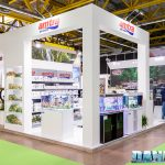 Zoomark 2017: Amtra booth with Davide Robustelli