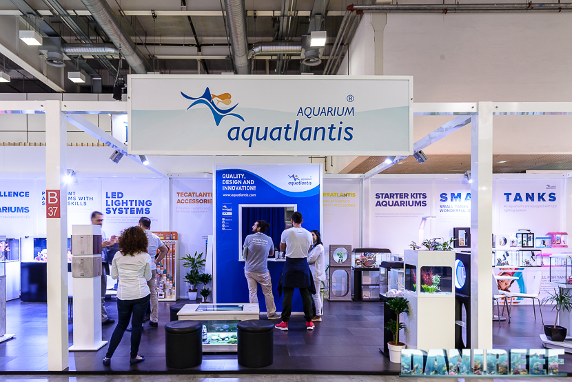 Aquatlantis booth