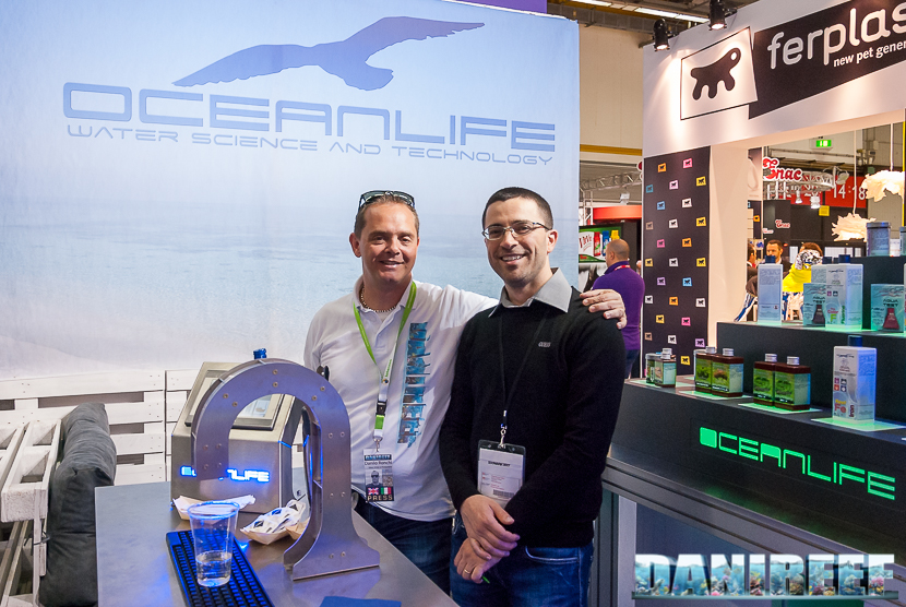 oceanlife booth