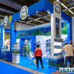 Zoomark 2017: the Prodac booth and a new garlic feed